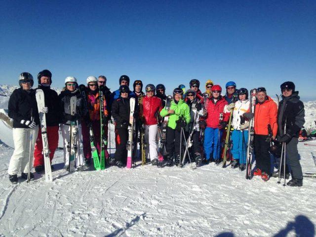 Hintertux – Zillertal Februar 2017
