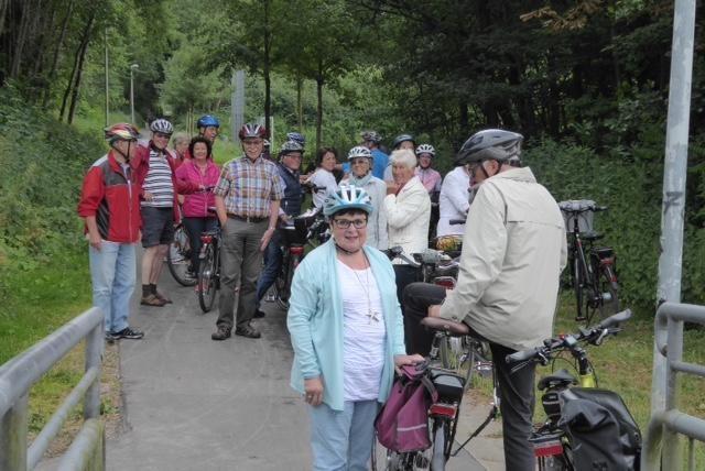 Familienradtour Juni 2017